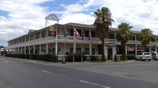Middelburg, Sudáfrica: Restaurant and Pub that offers a relaxed environment that fills you with a sens of familiarity .