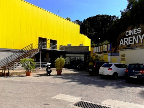 Arenys de Mar, Spain: Cines Arenys.