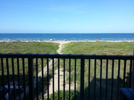 Marisol Condominiums: View from the deck, Unit305