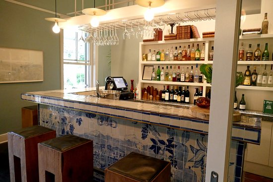 Robertson, جنوب أفريقيا: Hotel bar