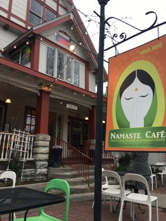 Namaste Cafe  Hennepin Ave S Minneapolis Mn