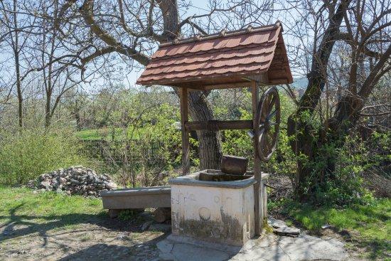 Sibiel, Romania: Cerca de la pension