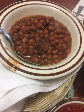Nipomo, Califórnia: Bom feijão