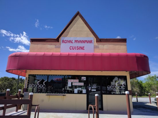 Clarkston, GA: Royal Myanmar Cuisine