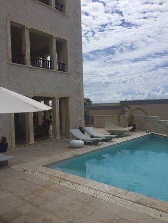 Fishing Lodge Cap Cana : Piscina del Apartamento