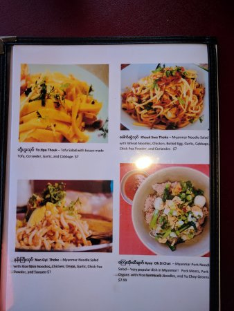Clarkston, GA: More of the menu