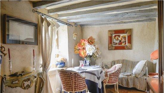 Saint-Brice, Frankrike: petit salon