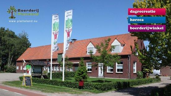 Venray, Países Baixos: Boerderij 't Platteland: Dagrecreatie, Horeca, Boerderijwinkel