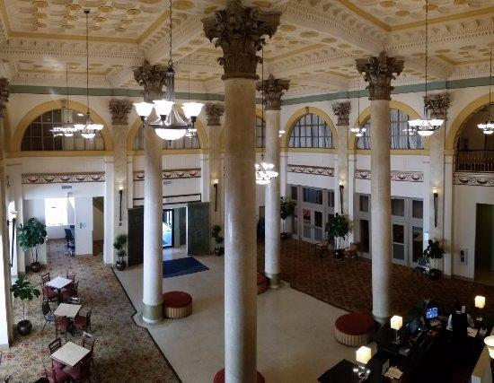 هوليداي إن إكسبريس بالتيمور داون تاون: Hotel Lobby
