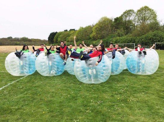 Brackley, UK: Amazing outdoor activity