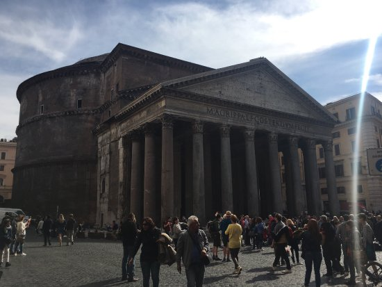 Photo of Monument / Landmark Pantheon at Piazza Della Rotonda, Rome 00186, Italy