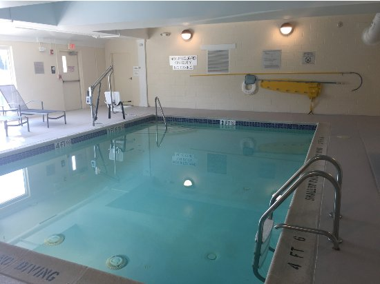 Jonestown, PA: Take a dip in our Heated Indoor Pool!