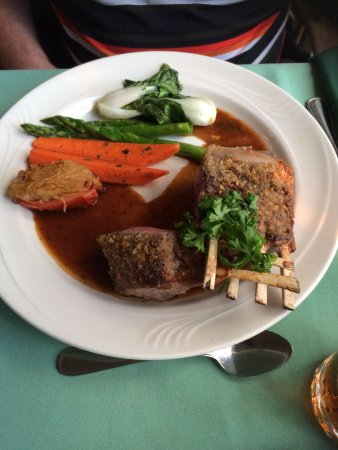 Invermere, Canada: The lamb was cooked to perfection!
