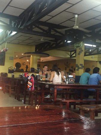 La Garita, Коста-Рика: mesas del centro