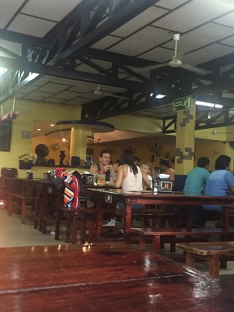 La Garita, Κόστα Ρίκα: mesas del centro
