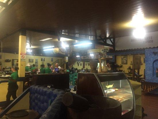 La Garita, Κόστα Ρίκα: Cocina