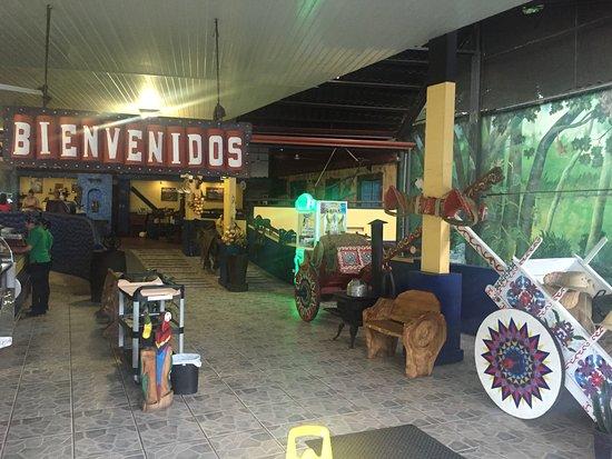 La Garita, Κόστα Ρίκα: Entrada