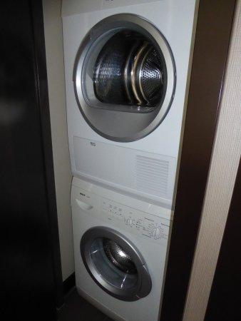 waschmaschine und trockner picture of vdara hotel spa. Black Bedroom Furniture Sets. Home Design Ideas
