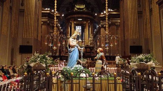 Caravaggio, Италия: Apparizione Maria