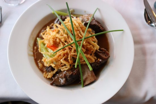 Lakeview, Арканзас: Braised Bison Short Ribs