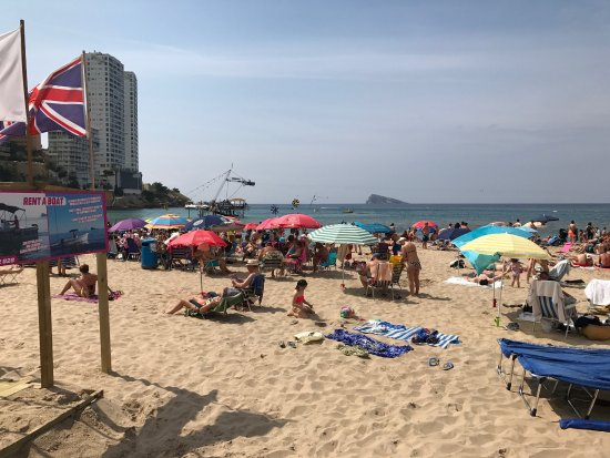 photo1.jpg - Picture of Poniente Beach, Benidorm - TripAdvisor