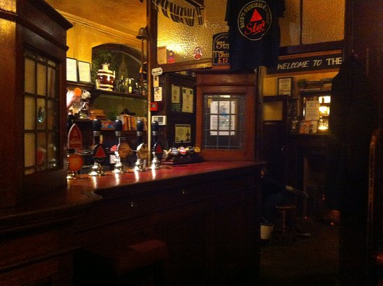 The Star Inn: Authentic real ale bar