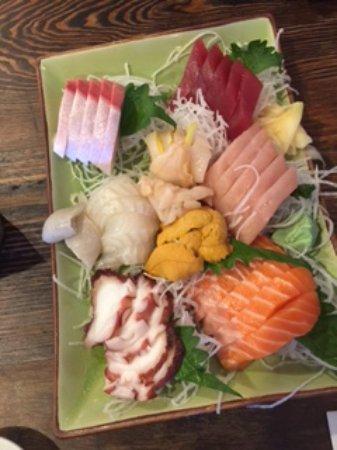 Dublin, CA: Sashimi Special ($60 Plate)