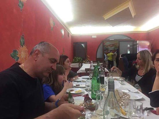 Pastena, Italia: Ottimo