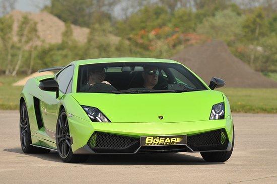 Lamborghini Gallardo Superleggera Picture Of 6th Gear Experience