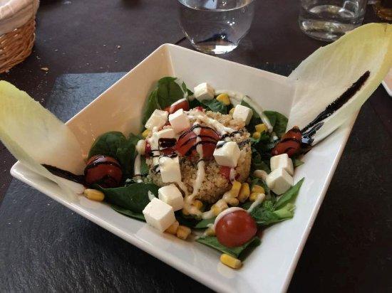Murla, Spain: Salad