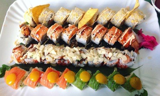 Sushi In Terrazza Recensioni Su Temakinho Rome Borgo