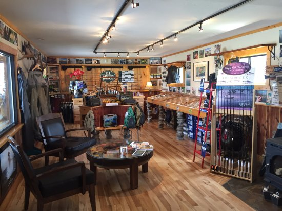 Osprey Outfitters Guide Service & Fly Shop