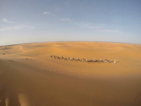 Trilho Salama Day Tours: A caminho do acampamento no deserto