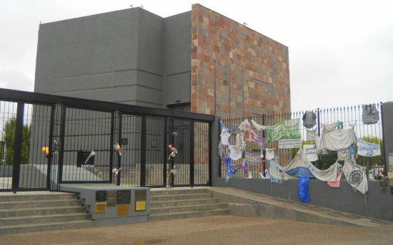 Mausoleo de Nestor Kirchner