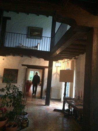 Saint-Clement-de-Riviere, ฝรั่งเศส: Demeure magnifique. Accueil charmant. Calme absolu. Lieu vraiment authentique décoré avec beauco