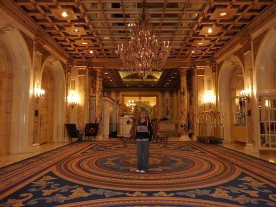 Fairmont Copley Plaza, Boston: The lobby