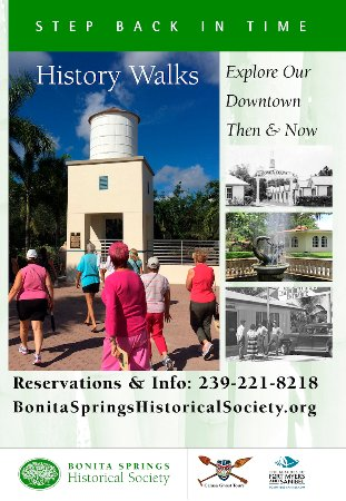‪Bonita Springs Historical Society‬