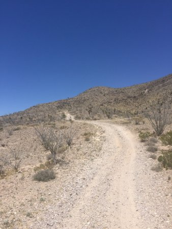 Tortugas Mountain Recreation Area