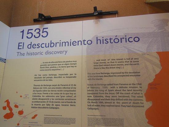 Puerto Baquerizo Moreno, Ecuador: présentation de l'histoire des ies