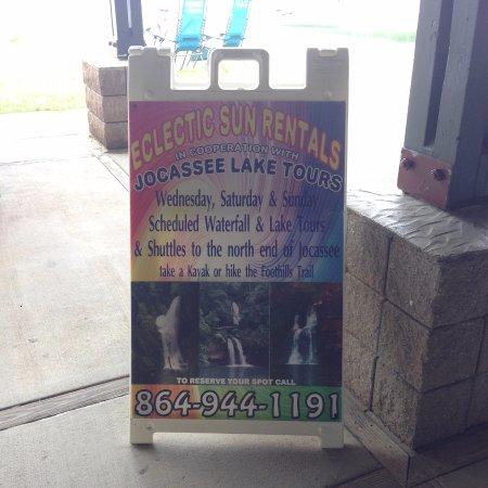Eclectic Sun LLC: Waterfall tours