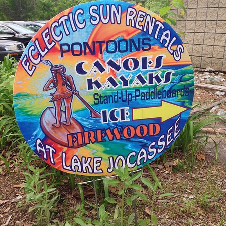 Eclectic Sun LLC: Follow the little tie-dyed signs