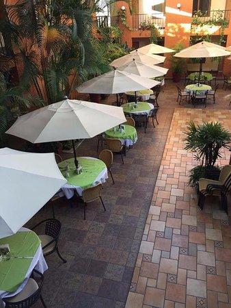 Anturium Hotel: Restaurante