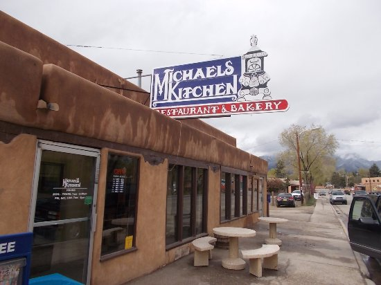 Michaels Kitchen In Taos New Mexico