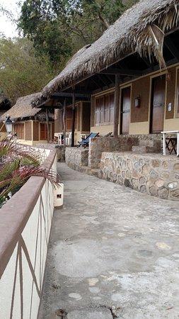 Hotel Lagunita: Hotel cabins