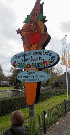 Bennebroek, The Netherlands: The biggest kids playgarden in europe