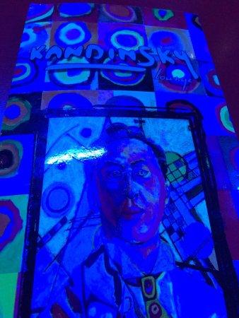 imagen Kandinsky en Figueres