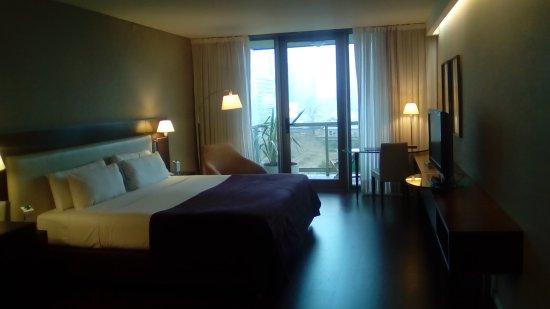 Hotel Madero: Amplia y muy confortable