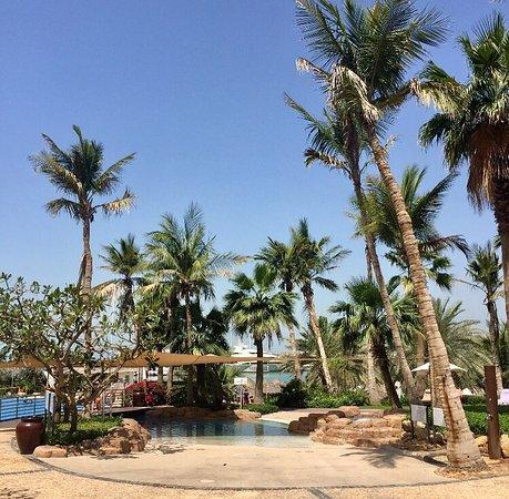 Le Meridien Mina Seyahi Beach Resort and Marina: Kids pool
