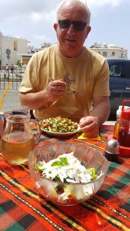 Kato Akourdalia, Κύπρος: Salads