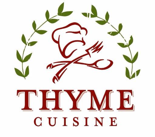 Baileys Harbor, WI: Thyme Cuisine Logo